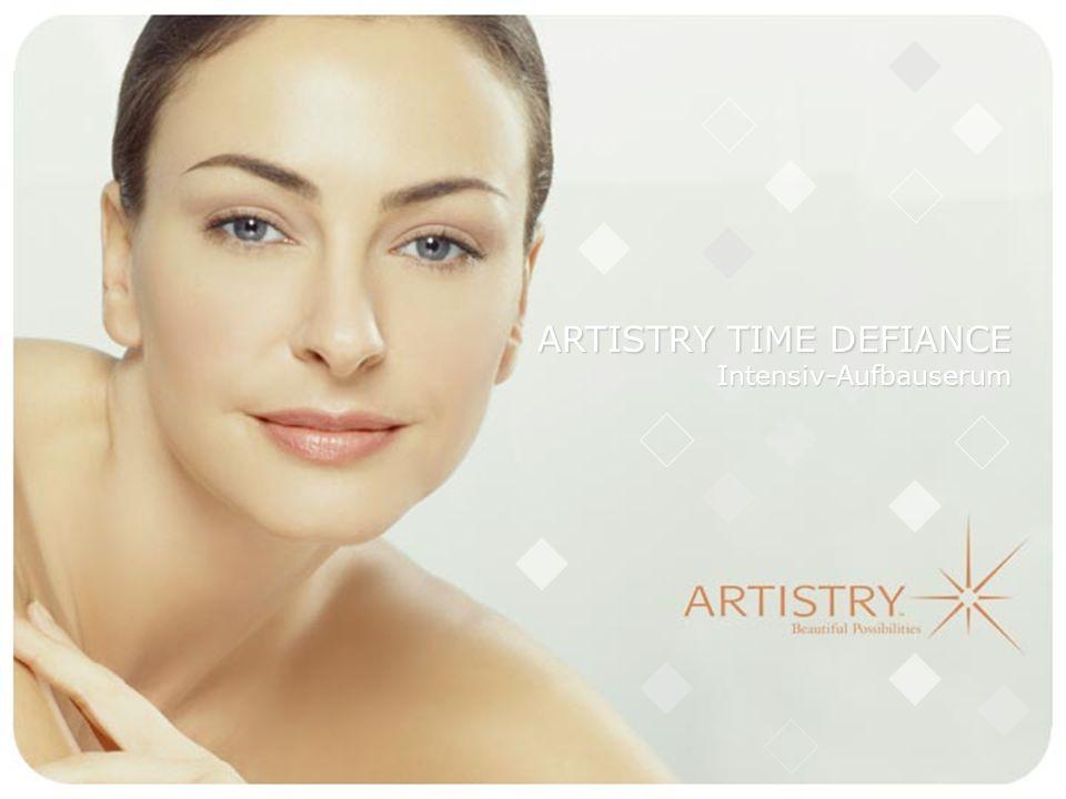Kann die Anzeichen von frühzeitiger Hautalterung in nur 14 Tagen reduzieren ARTISTRY TIME DEFIANCE Intensiv-Aufbauserum