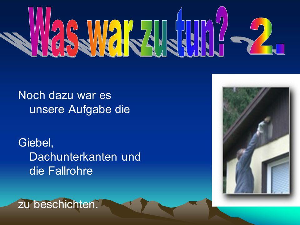 Tafel 5.THEORIE Herr Wagner PRAXIS Herr Oberländer 12.04.05 Lasieren 1.