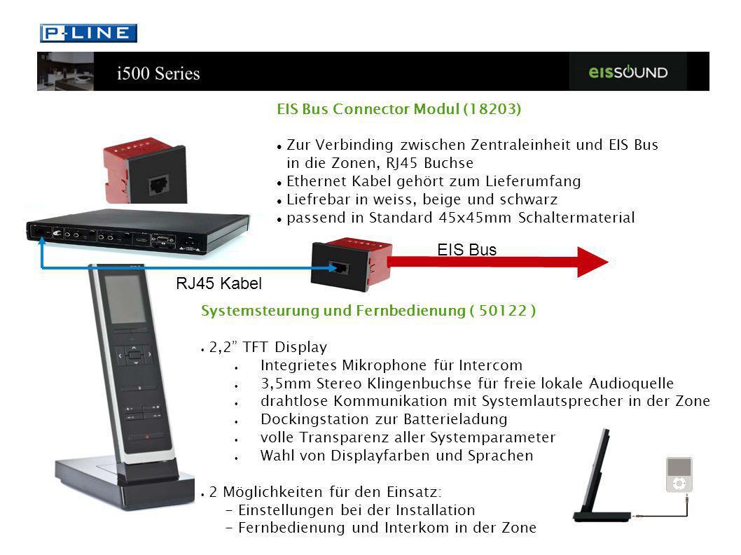 Systemsteurung und Fernbedienung ( 50122 ) 2,2 TFT Display Integrietes Mikrophone für Intercom 3,5mm Stereo Klingenbuchse für freie lokale Audioquelle