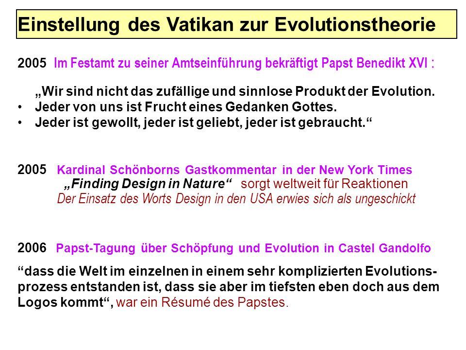 Ursprung des Schöpfungsglaubens Schöpfungsmythen in den ältesten Texten fast aller Kulturen (Ur-Ei, Ur-Mutter) AT beginnt mit zwei eigenständigen Schöpfungserzählungen ( 9.