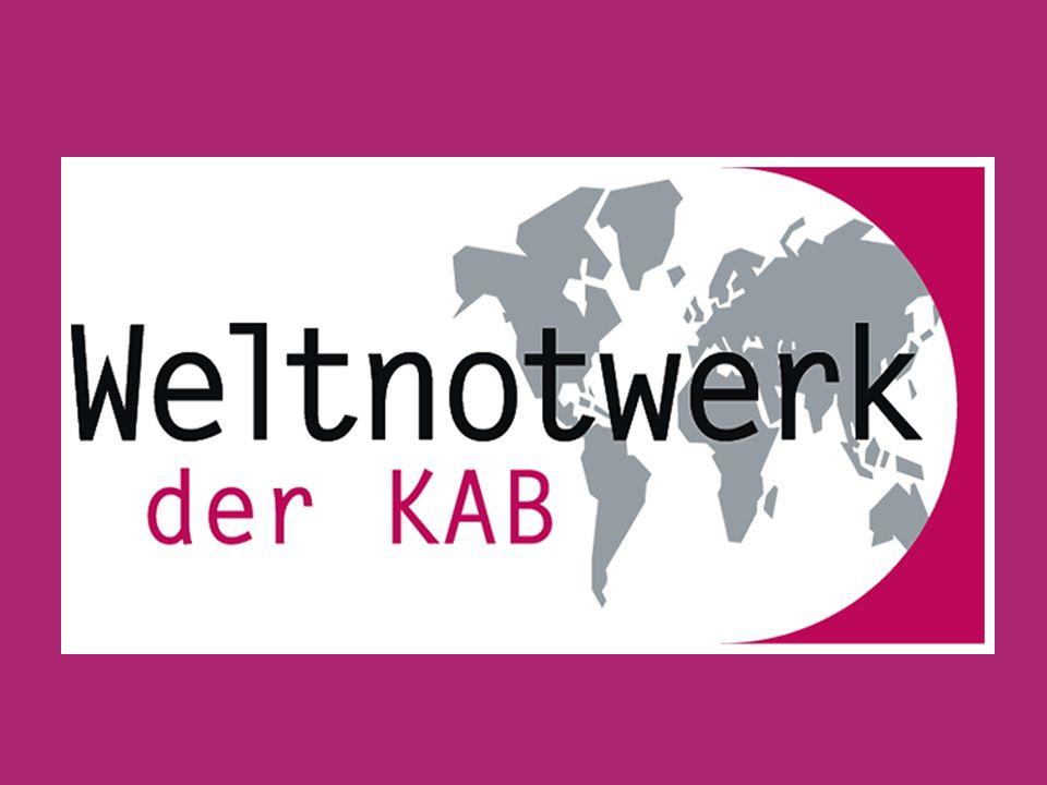 Inhalt 1.KAB ist internationale Bewegung 2.Weltnotwerk e.V.