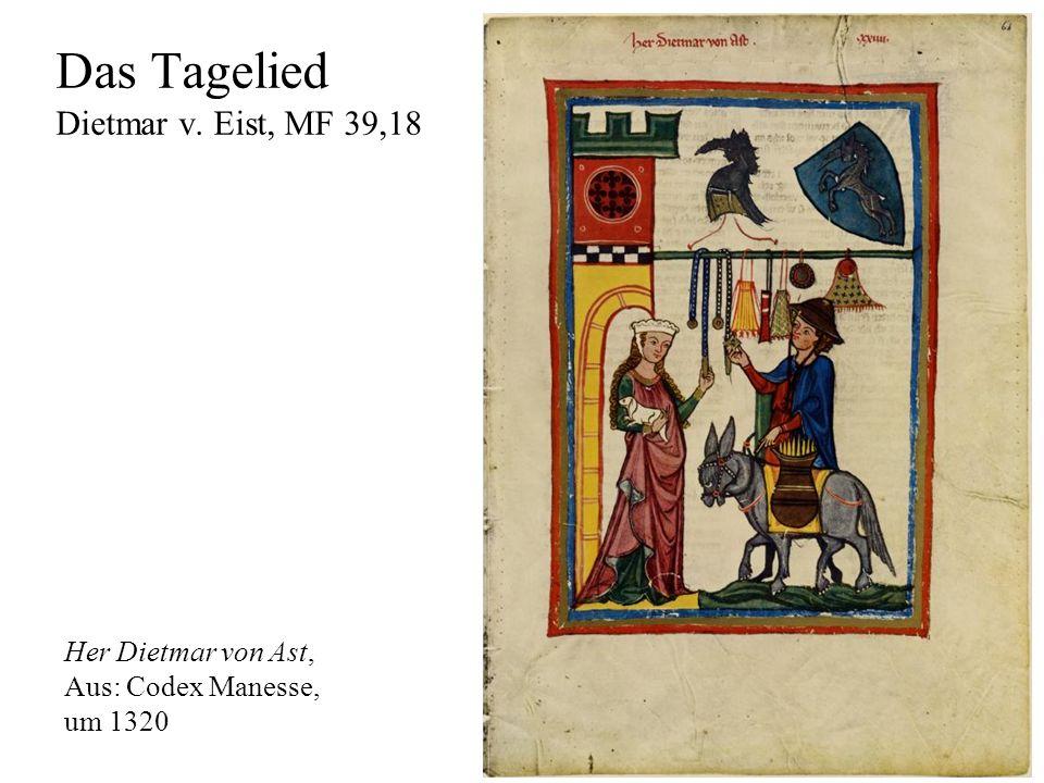 23 Daten zum Autor Walther von der Vogelweide (um 1170-1228/30) (s.