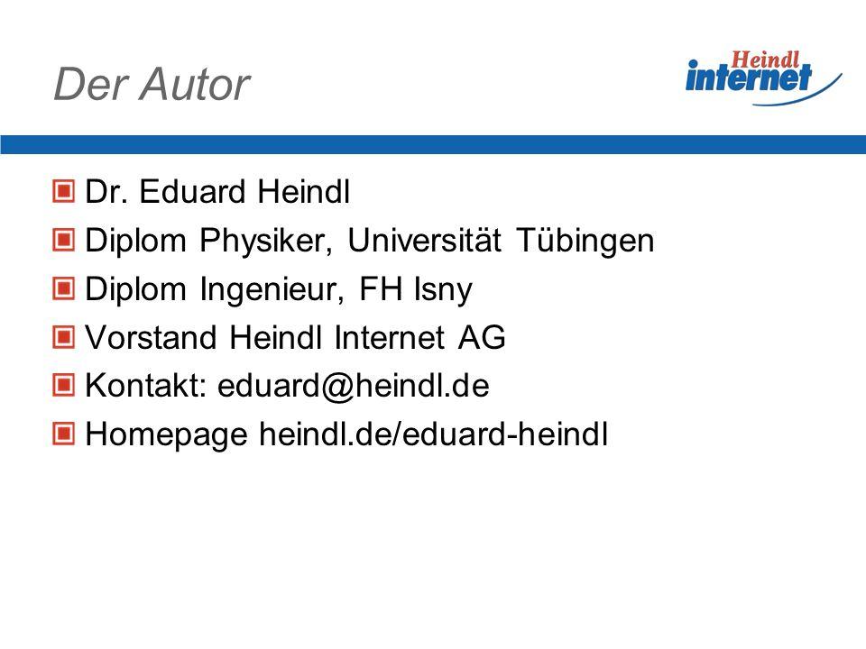 Themen des Vortrags Internet Hype Internet heute Die Besucher Marketing Käuferverhalten Der Shop www.Kern-Sohn.com