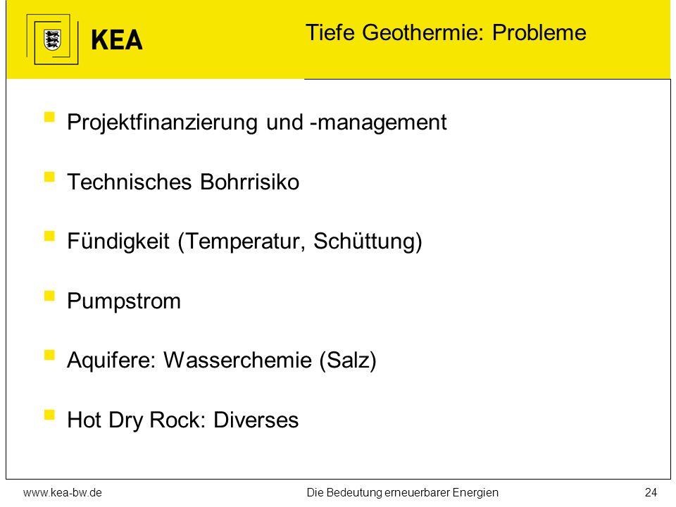 www.kea-bw.deDie Bedeutung erneuerbarer Energien23 Schema Hot Dry Rock