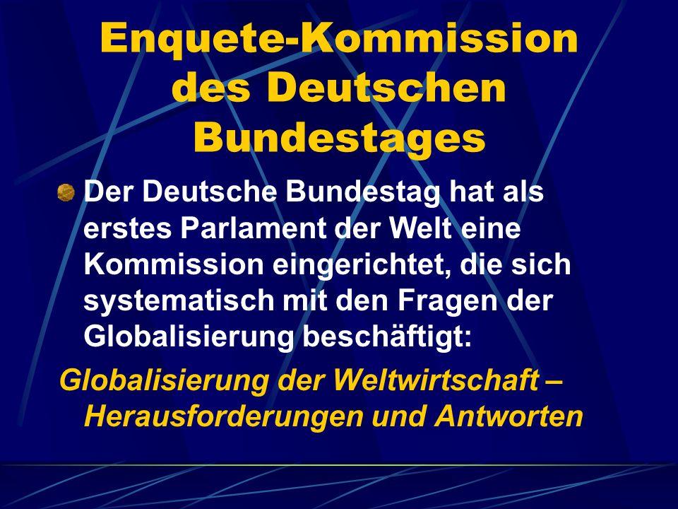 Abschlussbericht www.bundestag.de/Globalisierung