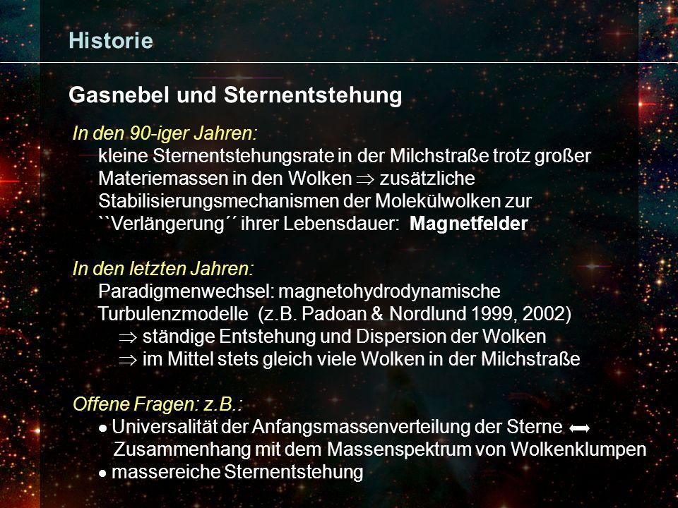 Forschung an der Universitätssternwarte zu Jena Untersuchung interstellarer Wolken und des interstellaren Mediums an der Sternwarte zu Jena bereits längere Tradition Prof.