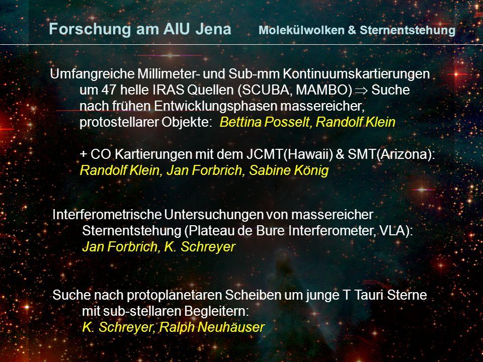Herzlichen Dank und beste Wünsche für Prof. Dr. Helmut Zimmermann und Prof. Dr. Werner Pfau