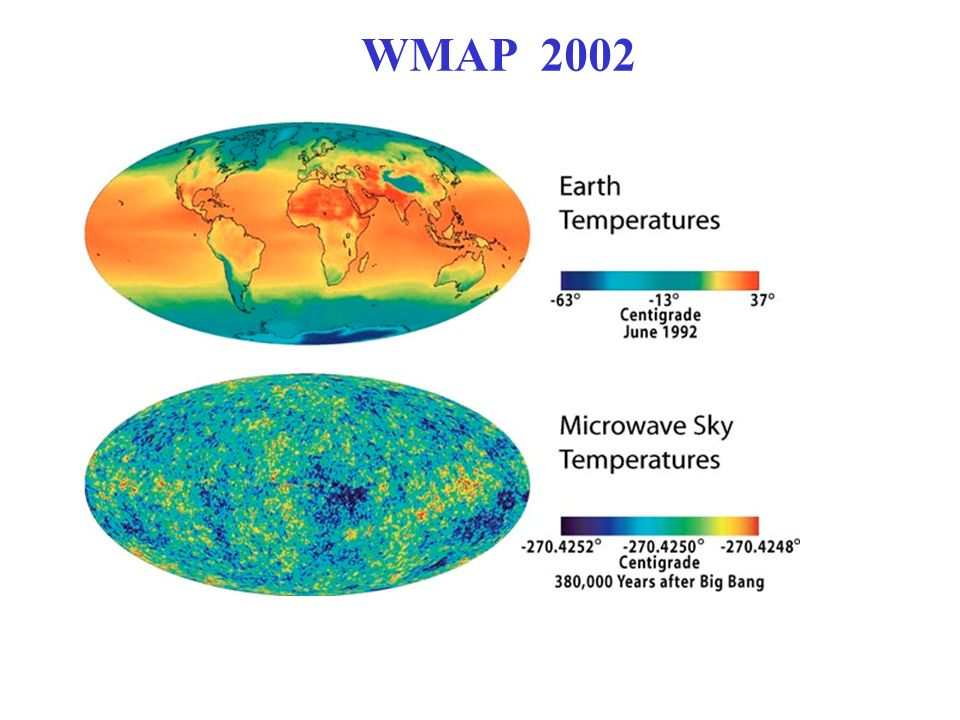 Boomerang: Größere Genauigkeit Boomerang 1999: Viel genauer als COBE Mond