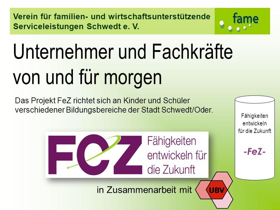 Verein für familien- und wirtschaftsunterstützende Serviceleistungen Schwedt e.