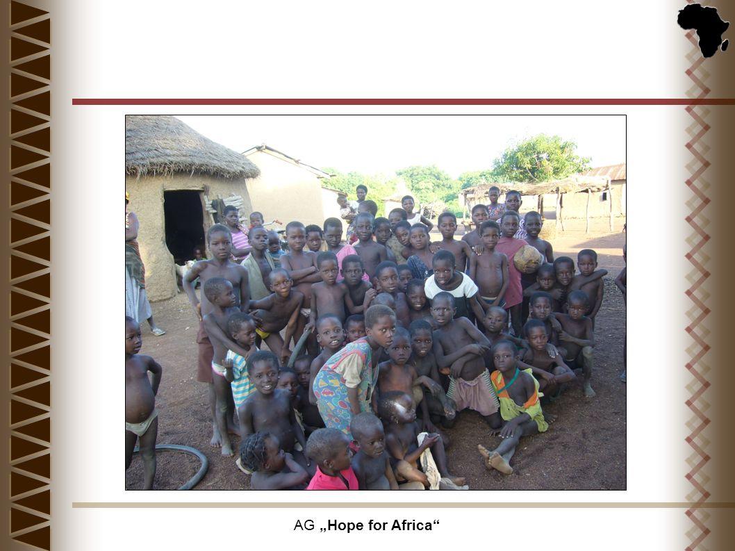 AG Hope for Africa