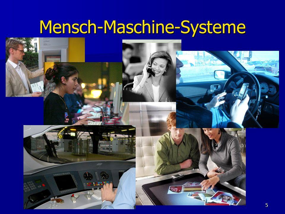 5 Mensch-Maschine-Systeme