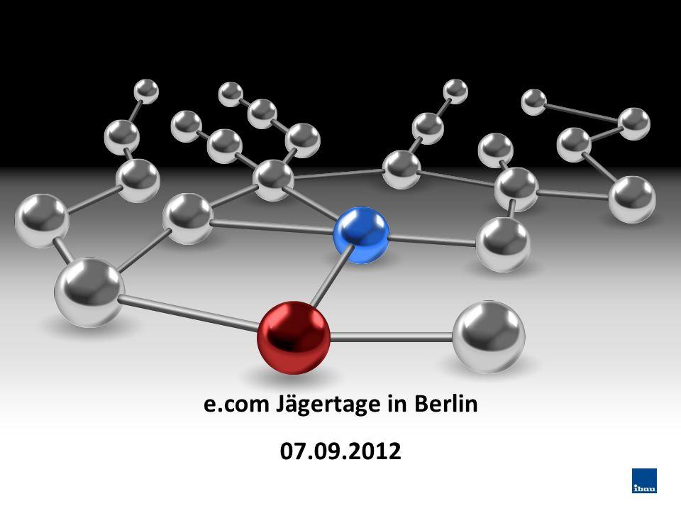 e.com Jägertage in Berlin 07.09.2012