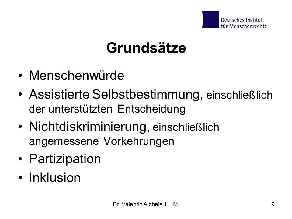Eckpunkt 10: Forschung Beschaffung guter informationeller Grundlage für Steuerung und Entwicklung Ggf.