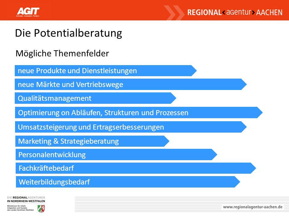 neue Produkte und Dienstleistungen Umsatzsteigerung und Ertragserbesserungen Marketing & Strategieberatung Personalentwicklung Fachkräftebedarf Weiter