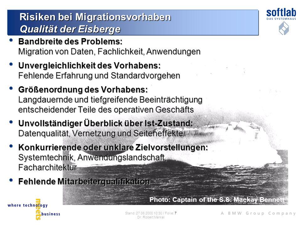 Begriffsklärung des Vortragstitels Migration [lat.