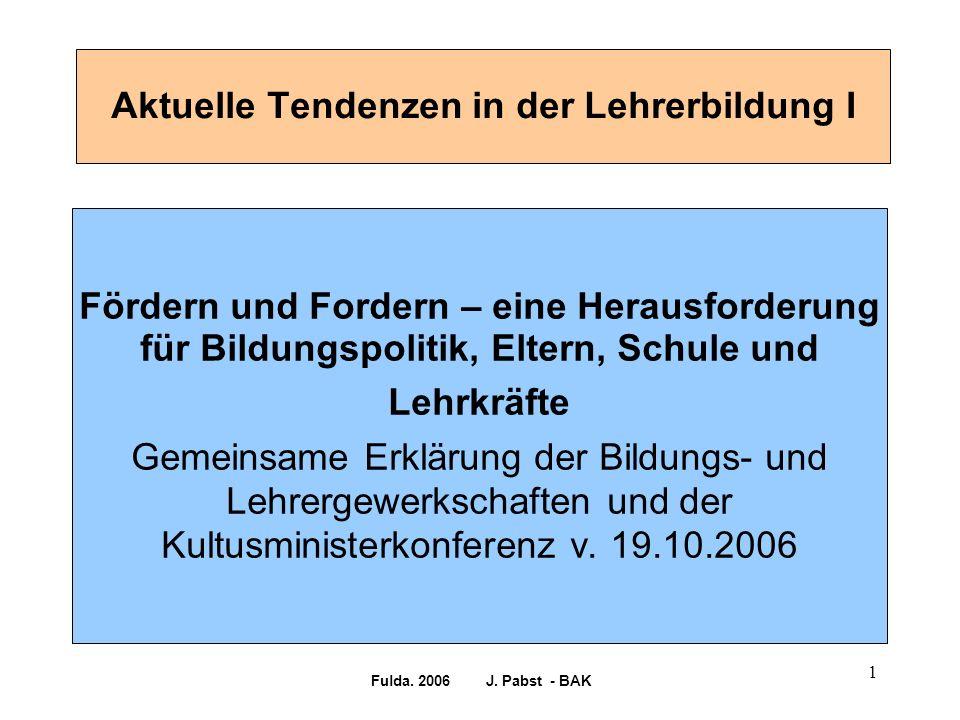 Fulda. 2006 J. Pabst - BAK 12