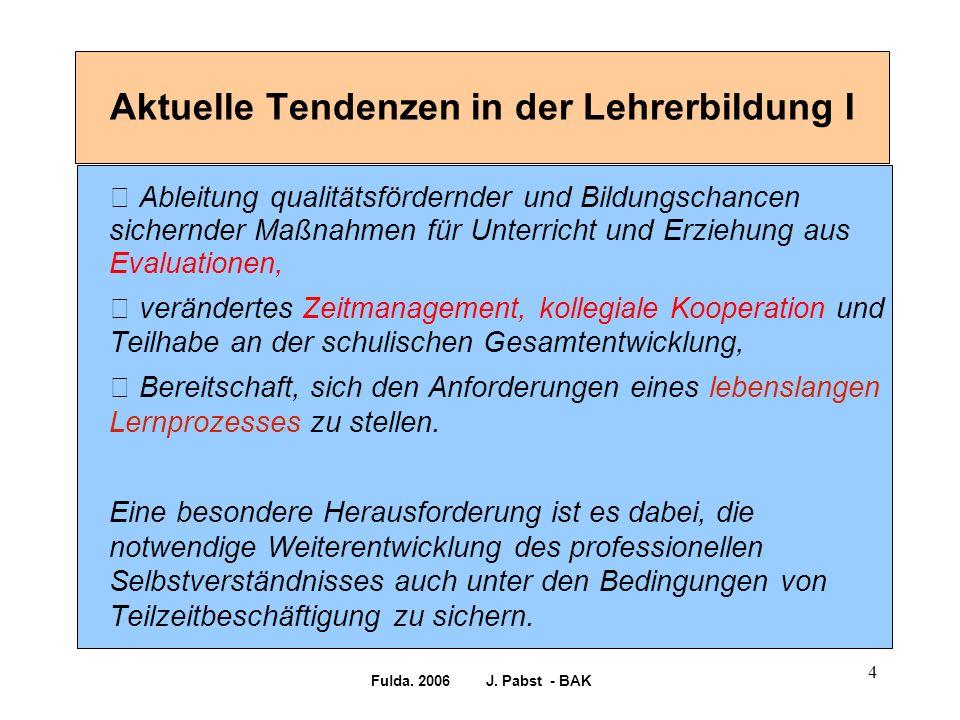 Fulda. 2006 J. Pabst - BAK 15