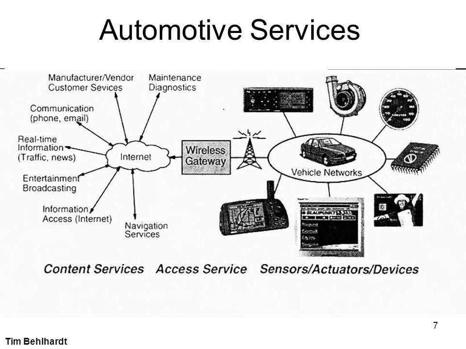 7 Automotive Services ______________________________________________________________________ Tim Behlhardt