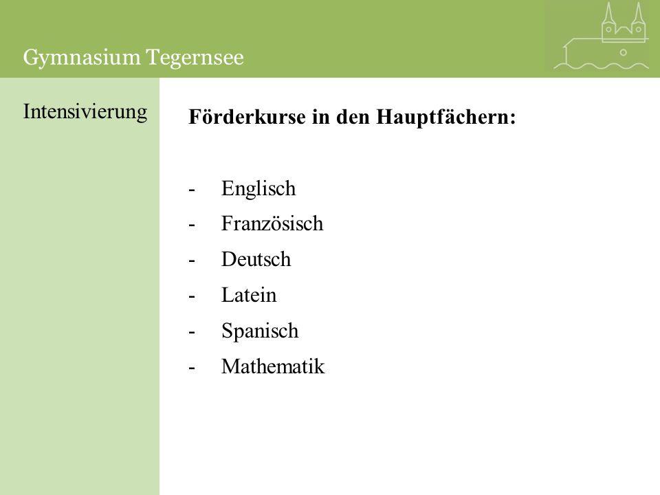 FächerWeitere Pflichtfächer: - Religionslehre / Ethik - Natur und Technik - Biologie und Physik (ab 8.