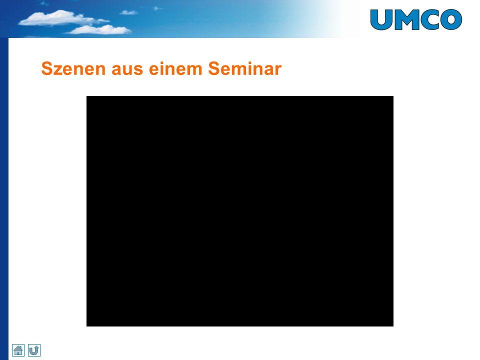Szenen aus einem Seminar