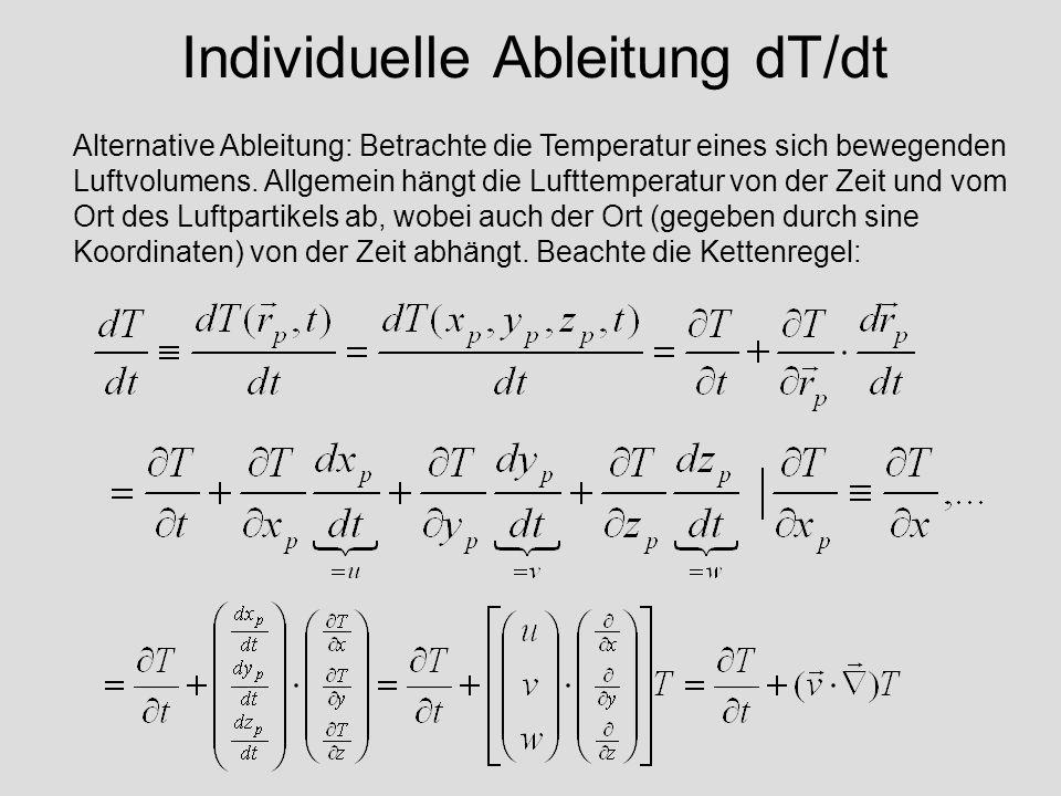 Interpretation Die Änderung z.B.