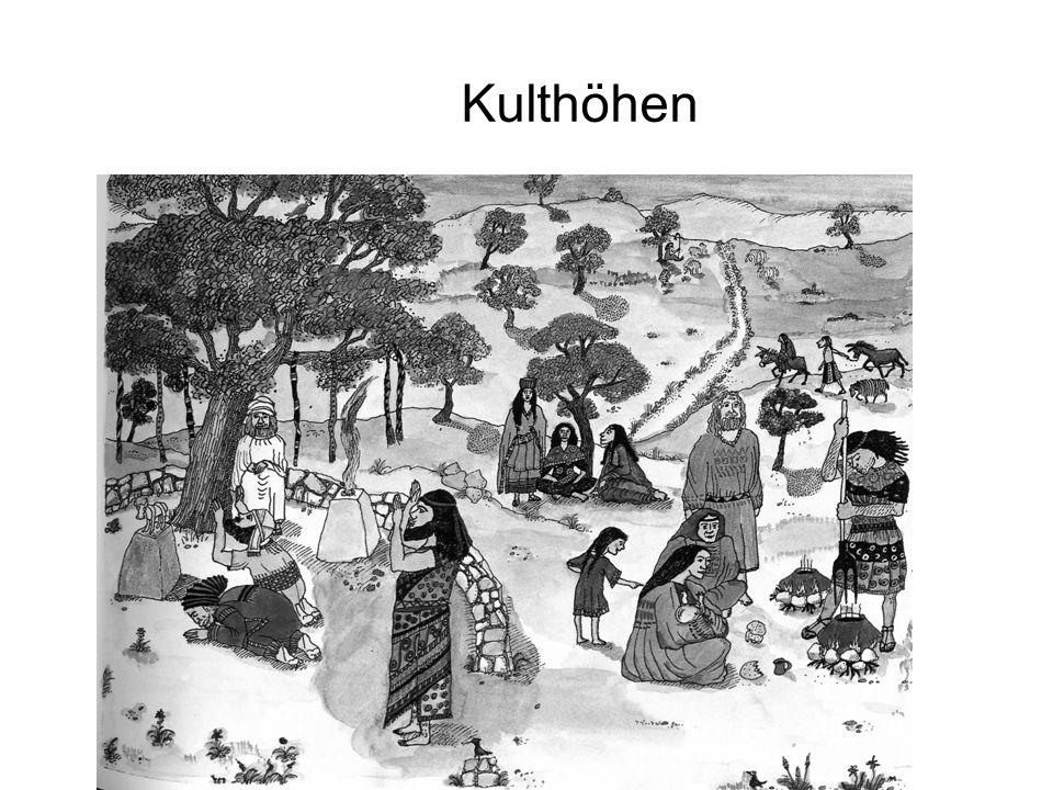 Kulthöhen Bull-Site Dahret et-Tawile bei Dothan