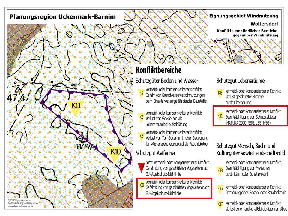 10.05.2007 Plan-UVP zu Wind- und Rohstoffnutzung Uckermark-Barnim 11