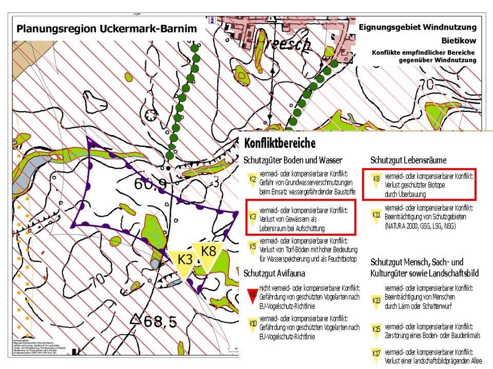 10.05.2007 Plan-UVP zu Wind- und Rohstoffnutzung Uckermark-Barnim 8