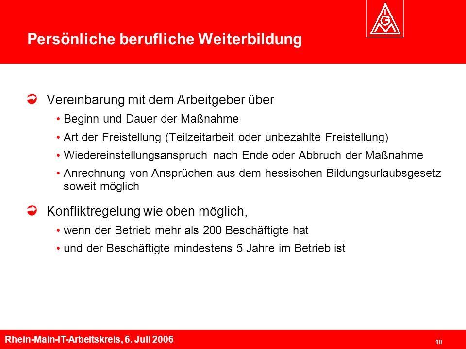 Rhein-Main-IT-Arbeitskreis, 6.