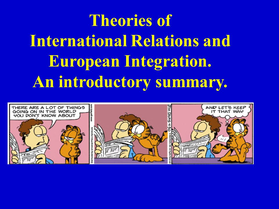 Subjects & Dates(5) Monday, May 10, 2010 Different Methodologies of IR – A Scientific Epistemology – Case Study: The second Great Debate between Traditionalism and Scientism Recommended Reading: Morton A.Kaplan: The New Great Debate.