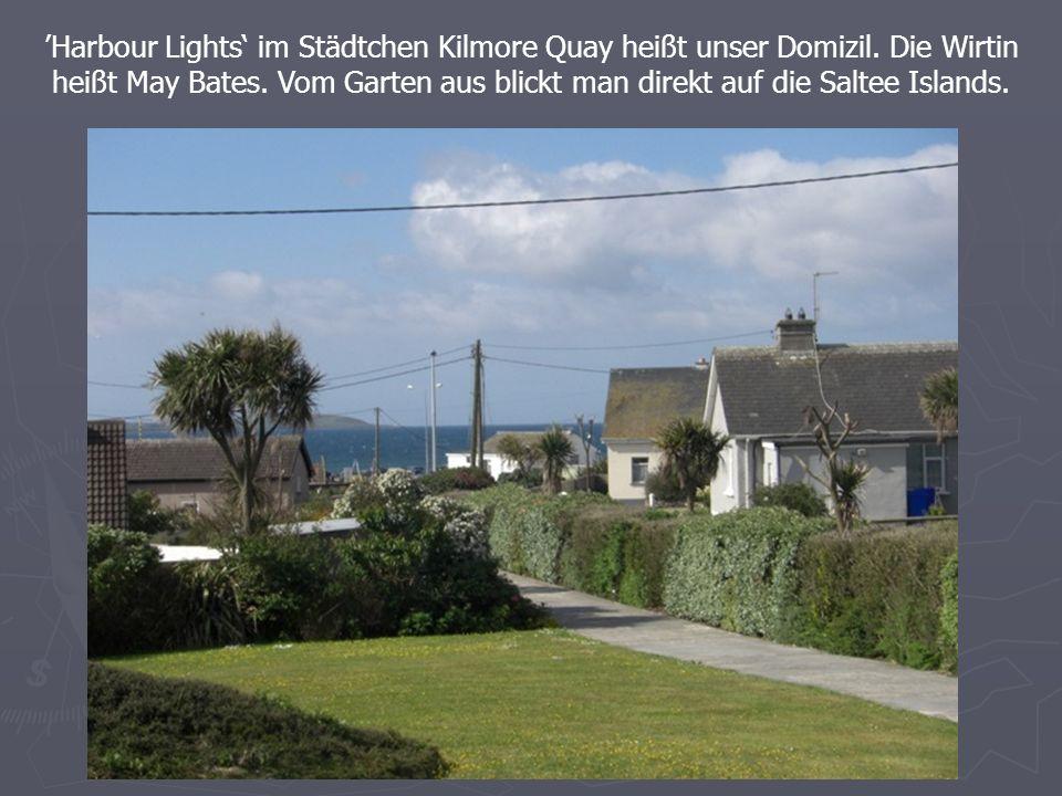 Harbour Lights im Städtchen Kilmore Quay heißt unser Domizil.
