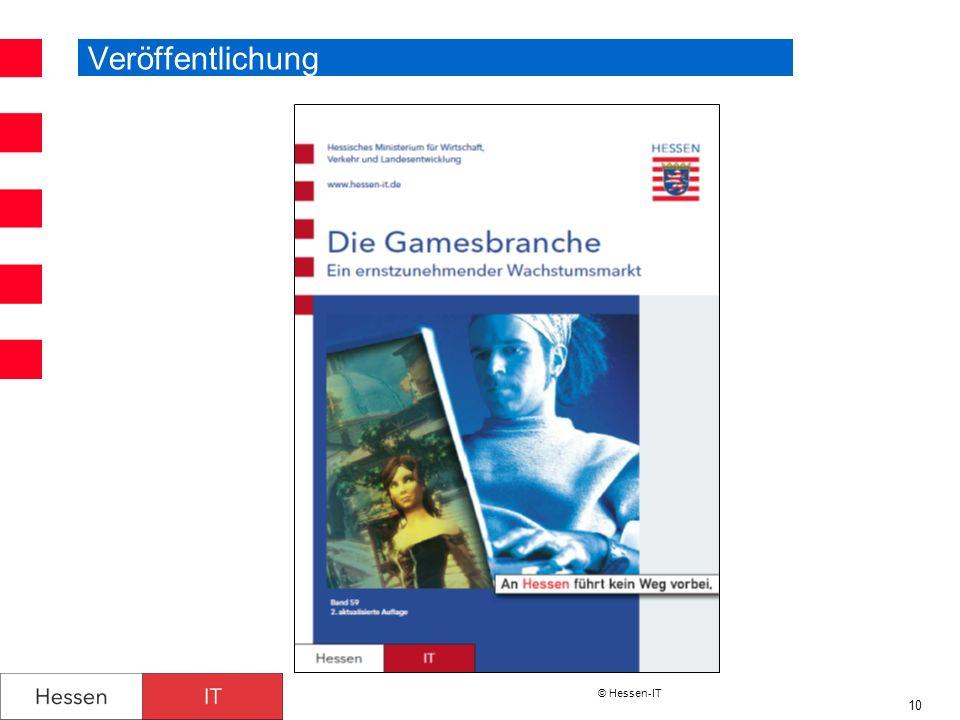© Hessen-IT 10 Veröffentlichung