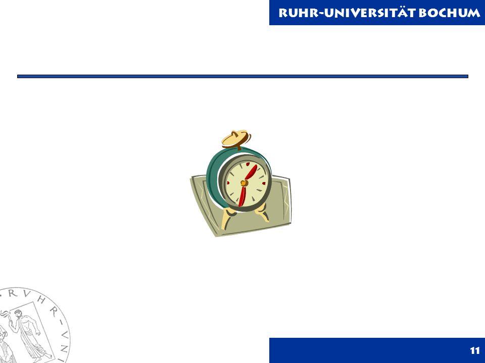 Ruhr-Universität Bochum 11