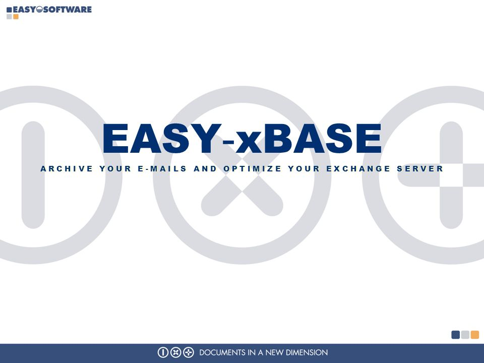 EASY Office Integration