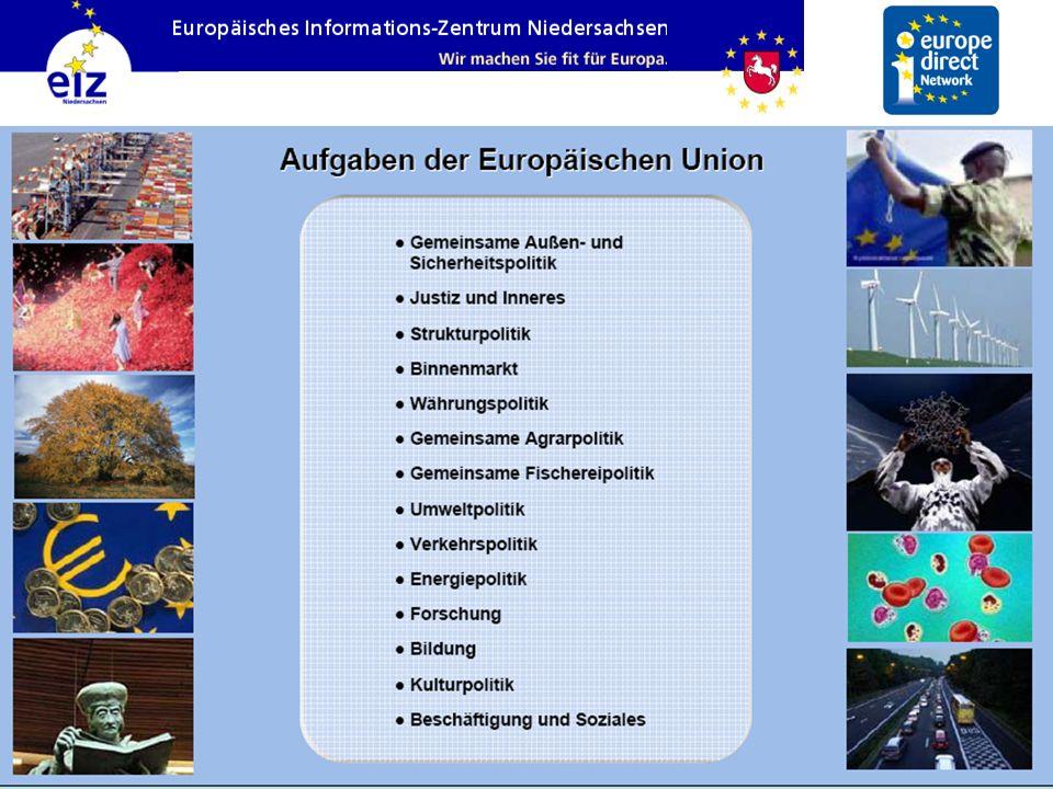 Die Organe der Europäischen Union Europäischer Rat (ER) Europäischer Rat (ER) Europäisches Parlament (EP) Europäisches Parlament (EP) Europäische Kommission (EK) Europäische Kommission (EK) Rat der Europäischen Union (Rat) Rat der Europäischen Union (Rat) Europäischer Wirtschafts- und Sozialausschuss (EWSA ) Europäischer Wirtschafts- und Sozialausschuss (EWSA ) Europäischer Gerichtshof (EuGH) Europäischer Gerichtshof (EuGH) Europäischer Rechnungshof (EuRH) Europäischer Rechnungshof (EuRH) Ausschuss der Regionen (AdR) Ausschuss der Regionen (AdR) Europäische Investitionsbank (EIB) --------------------------- Europäischer Investitionsfonds (EIF) Europäische Investitionsbank (EIB) --------------------------- Europäischer Investitionsfonds (EIF) Dezentrale Gemeinschaftseinrichtungen (z.B.