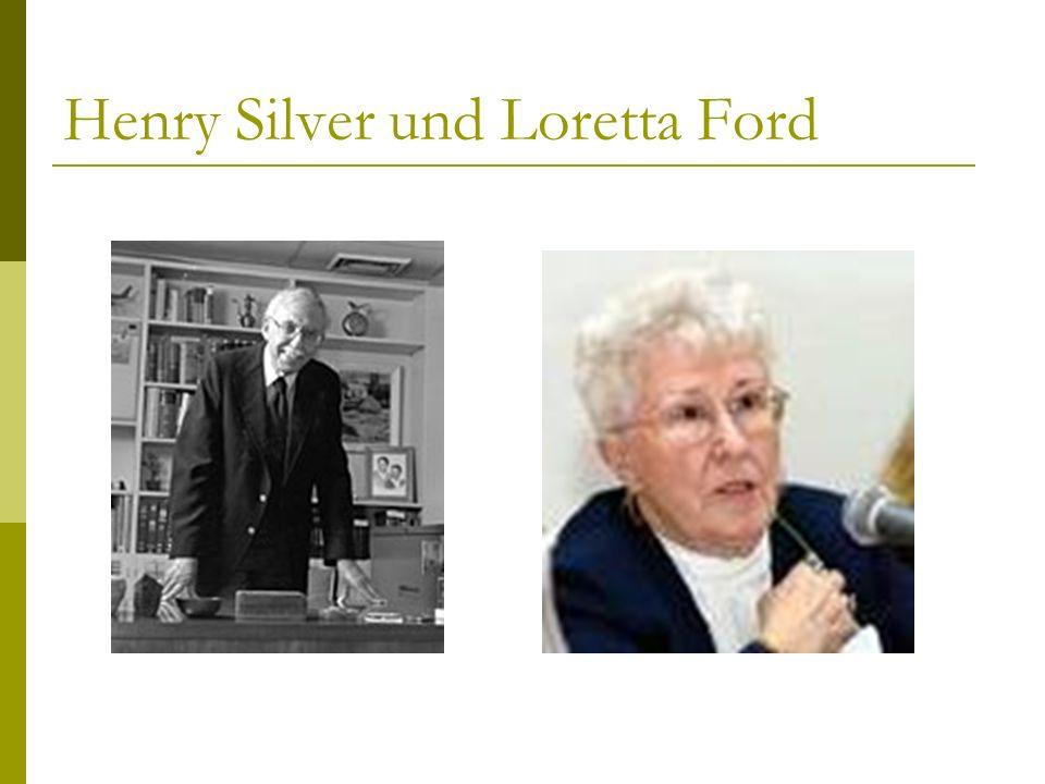 Henry Silver und Loretta Ford