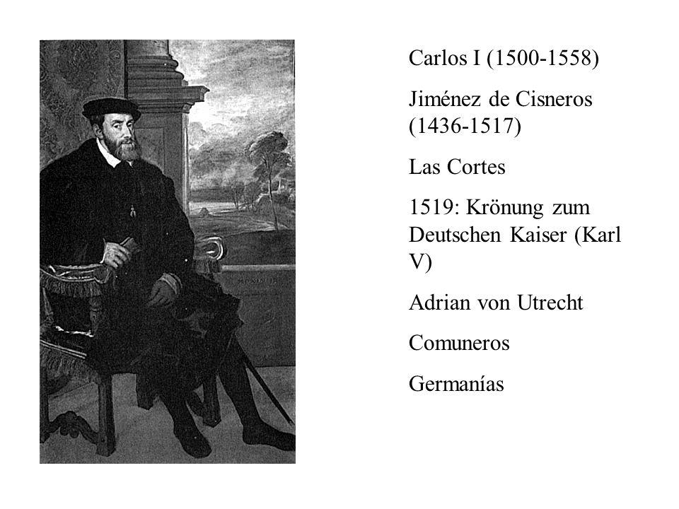 Literatur zur Nachbereitung Walther L.Bernecker, Spanische Geschichte.