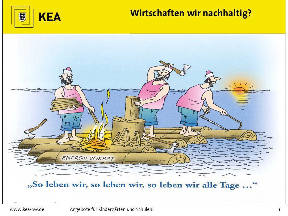 www.kea-bw.deAngebote für Kindergärten und Schulen1 Wirtschaften wir nachhaltig?