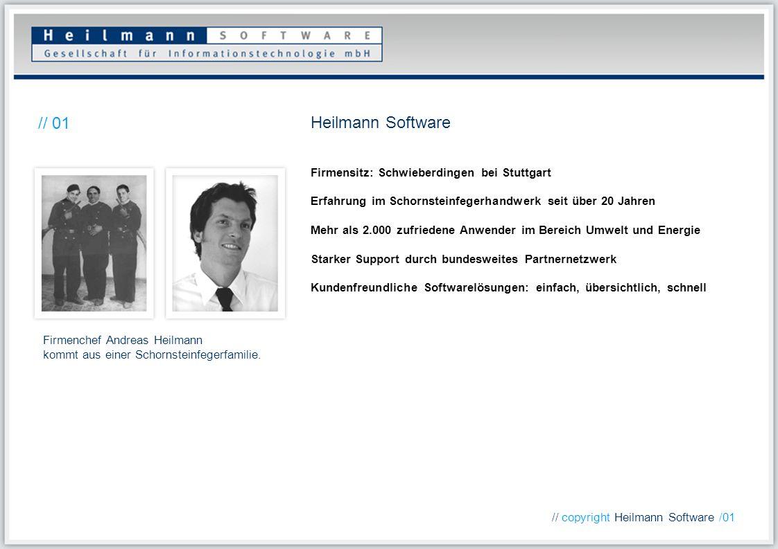 Firmensitz: Schwieberdingen bei Stuttgart Erfahrung im Schornsteinfegerhandwerk seit über 20 Jahren Mehr als 2.000 zufriedene Anwender im Bereich Umwe