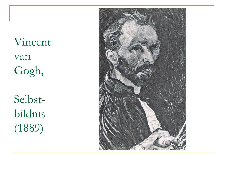 Vincent van Gogh, Selbst- bildnis (1889)