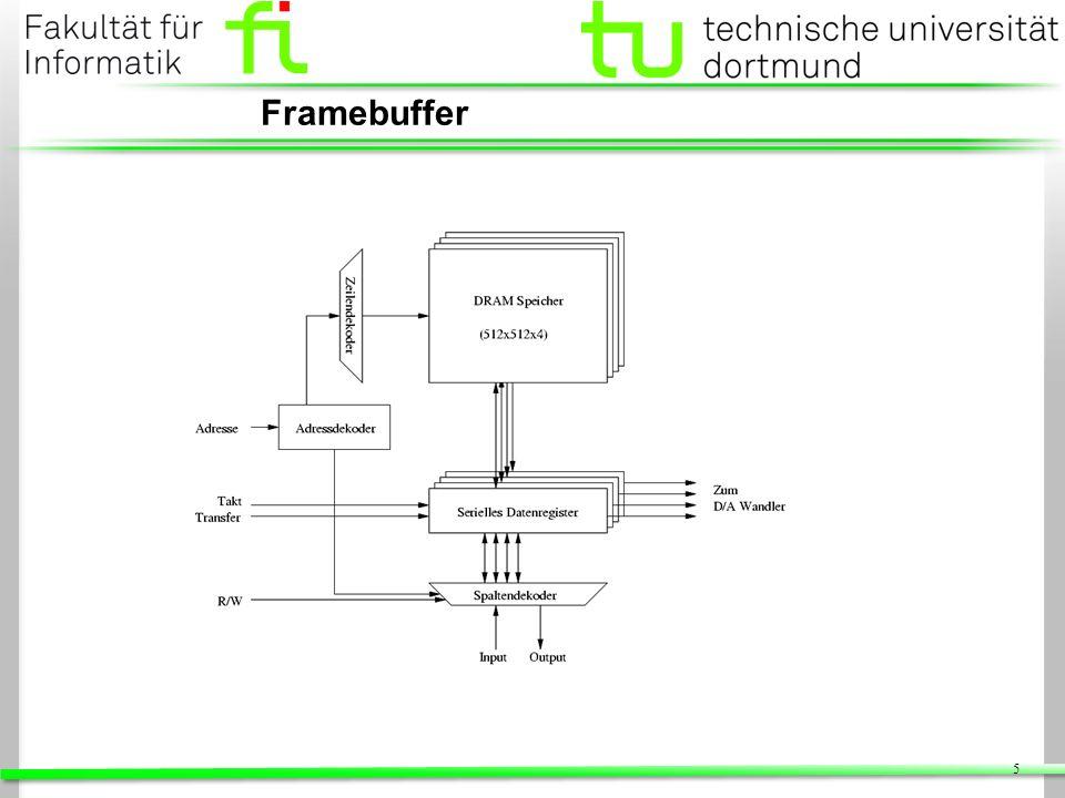 5 Framebuffer