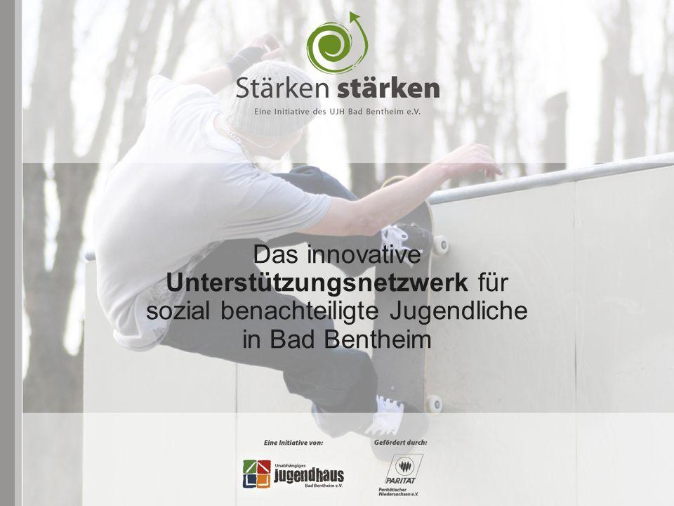 » Eckdaten Eine Initiative des UJH Bad Bentheim e.V.