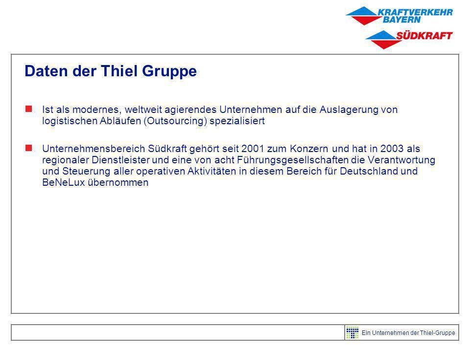 Ein Unternehmen der Thiel-Gruppe