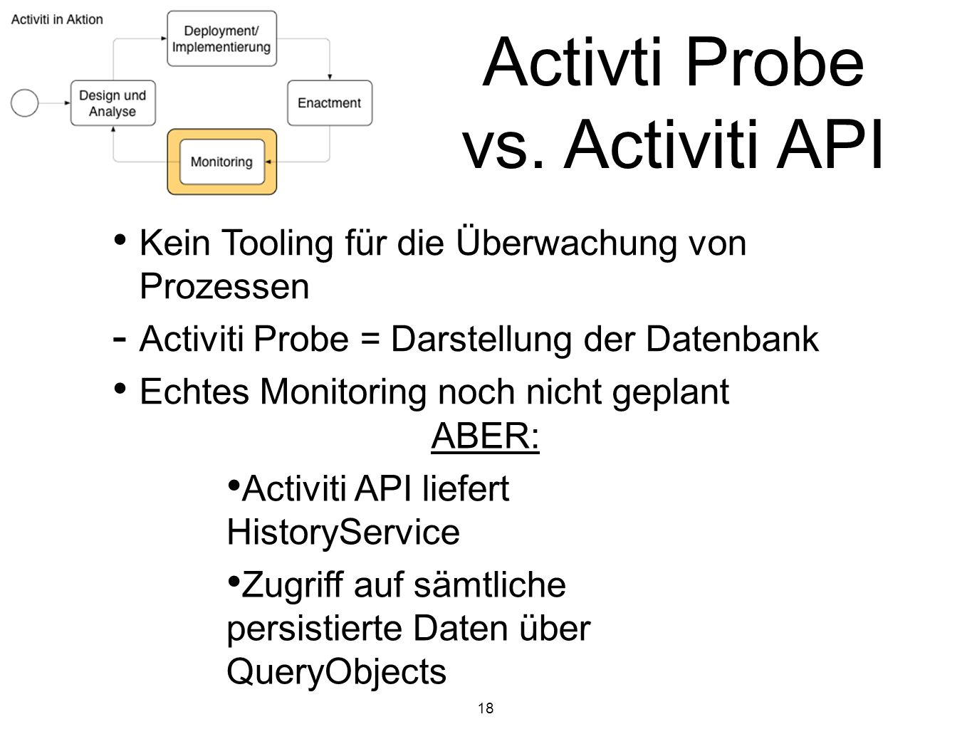 18 Activti Probe vs.