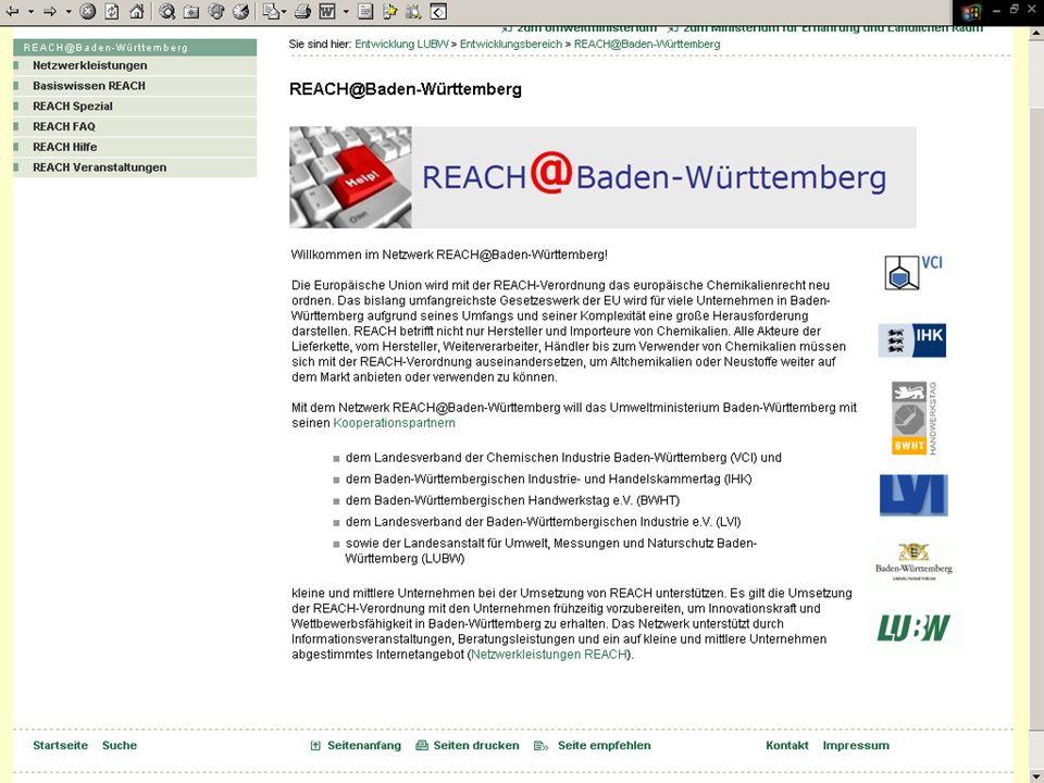 Landesanstalt für Umwelt, Messungen und Naturschutz Baden-Württemberg Höpker 11/2007 Themenfelder Themenbereichfragenorientiert zielgruppenorientiert