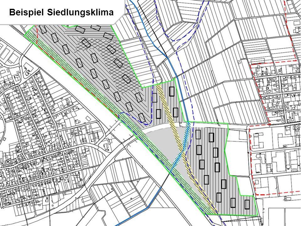 02609.11.2013 Überschrift Beispiel Siedlungsklima