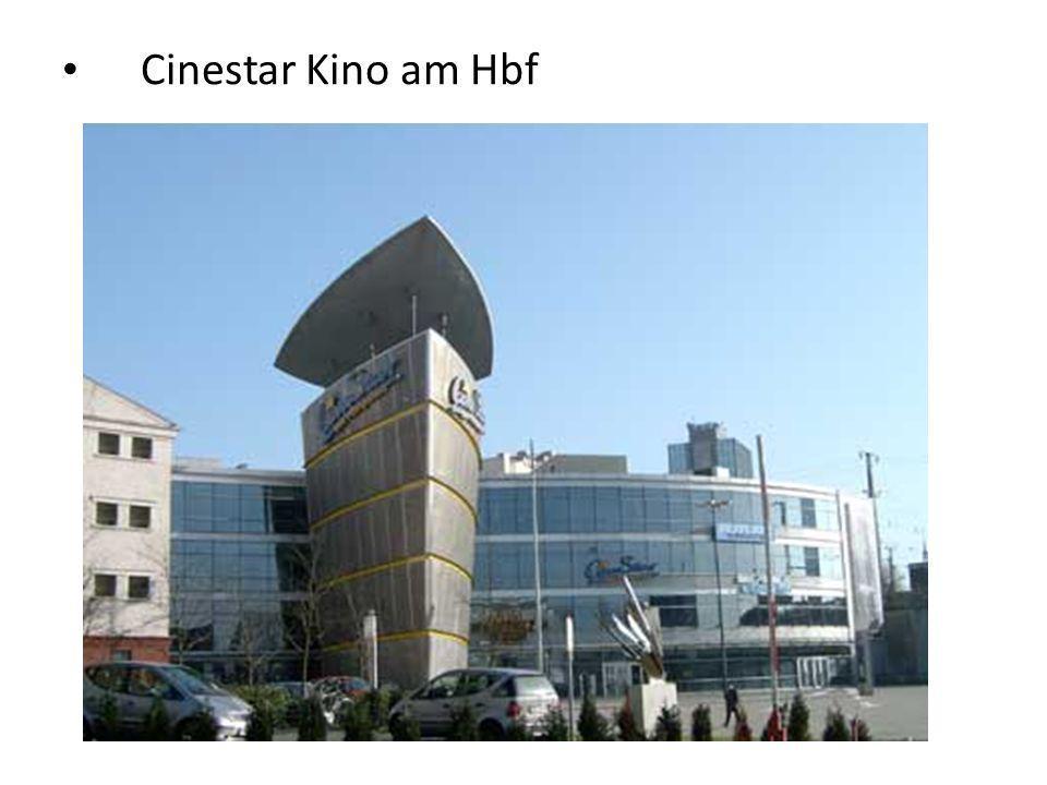 Cinestar Kino am Hbf