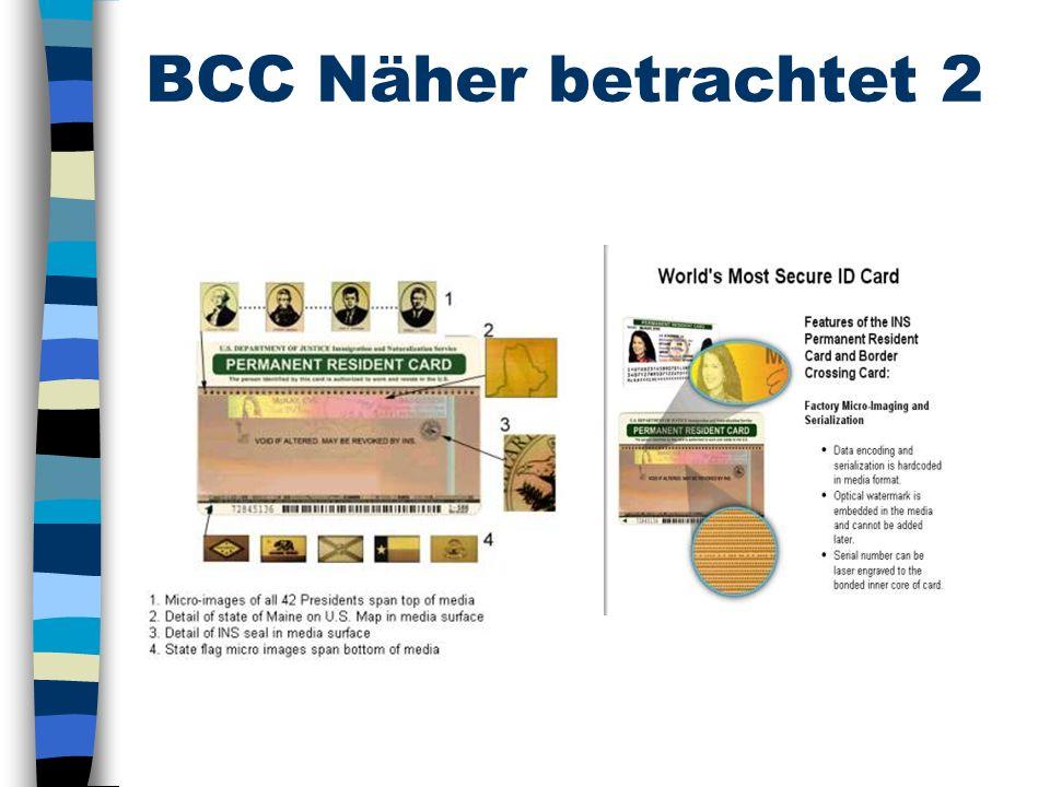 BCC Näher betrachtet 2
