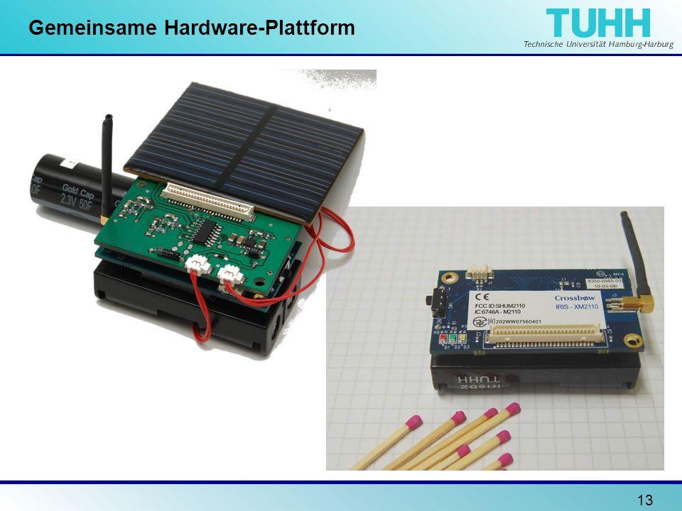 13 Gemeinsame Hardware-Plattform