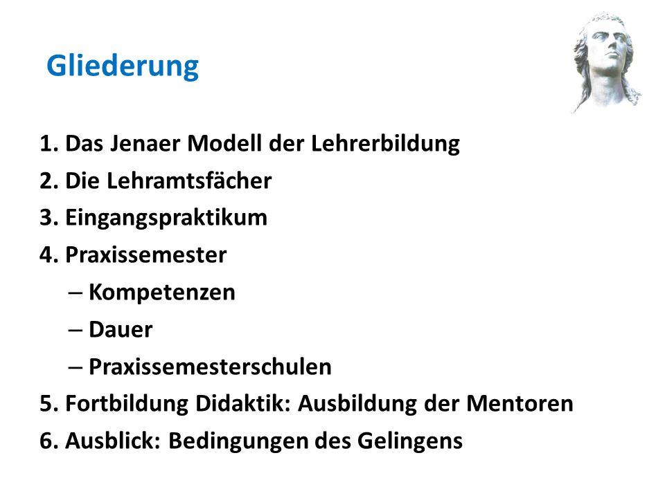 320 Stunden pädagogische Arbeit mit Kindern Das Eingangspraktikum … 1.… betrifft alle Studierende, die nach dem Jenaer Modell ihr Lehramtsstudium aufnehmen.